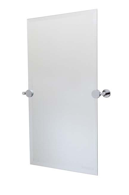 Valsan bathrooms 41091 rectangular mirror 15quot w x 30quot h for Valsan bathrooms