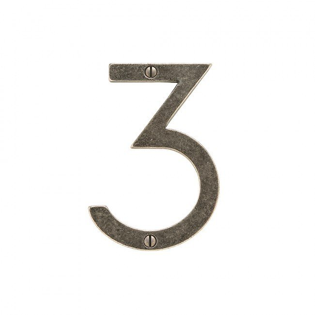 Rocky mountain n400cg house number 0 cape cod brass for Cape cod house numbers